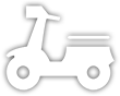 Scooter de entrega Ecokarge