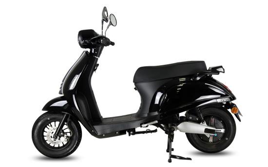 Scooter eléctrico de cera